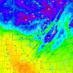 0900 UTC Dewpoint Forecast -- AFTER SPoRT ADAS