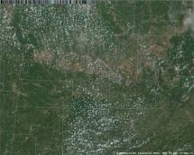 500m MODIS Color Composite (5-11-11 1640 UTC)