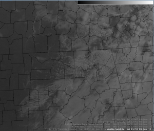 8 June 2013 - 1145 UTC - GOES-East Visible Imagery