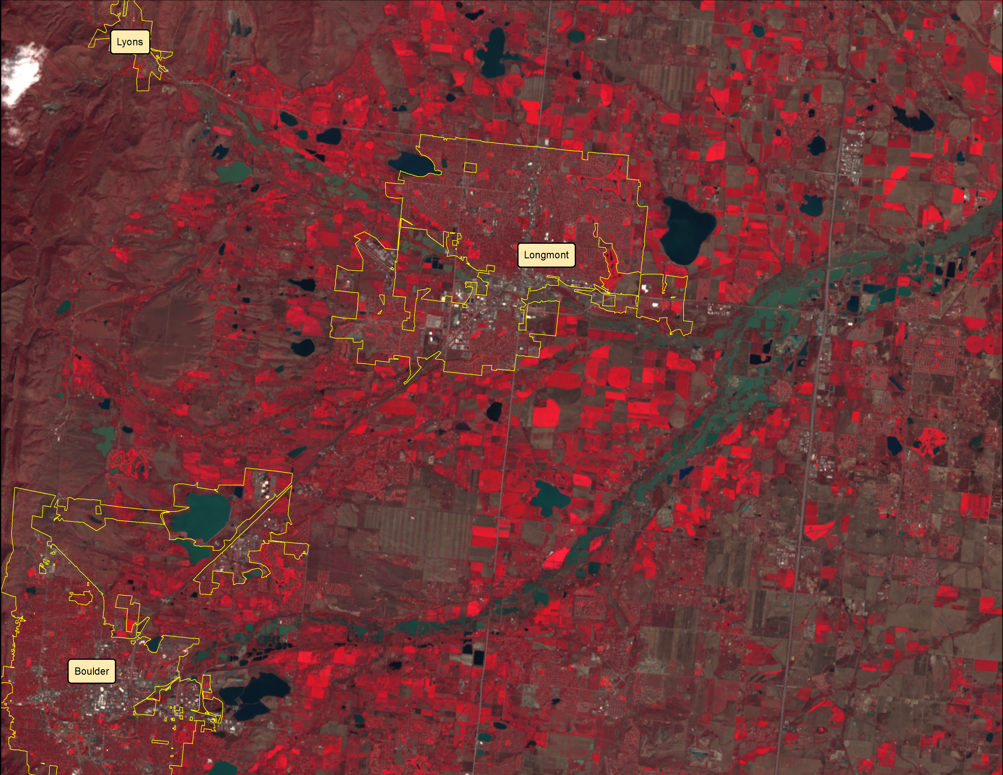Recent Landsat-8 Imagery from the Colorado Floods – The Wide