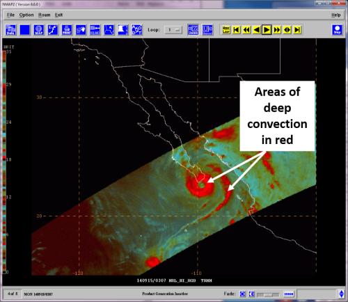 TRMM 89 GHz RGB 0307 UTC 15 September 2014